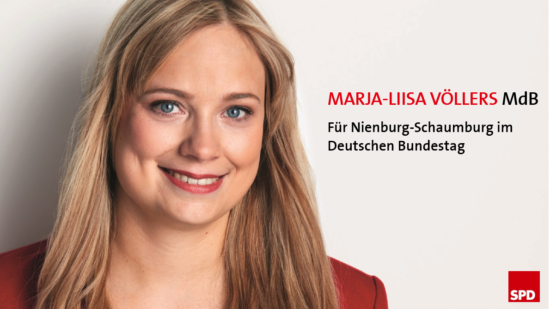 Banner Marja-Liisa Völlers